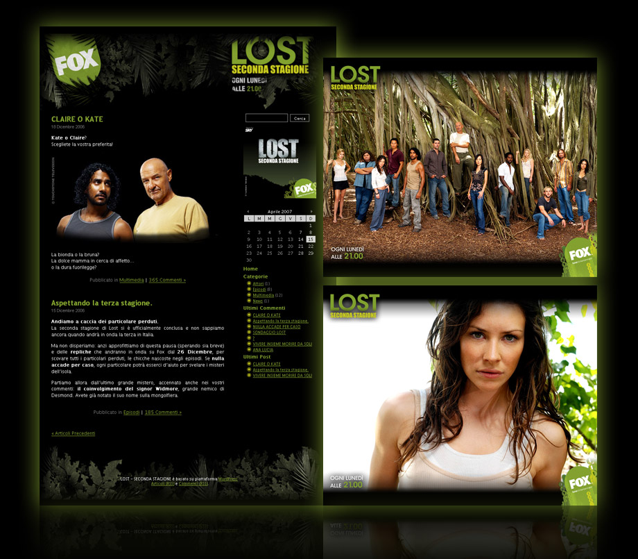 Lilly Roma Wallpaper: Lost 2 Blog €� Wallpapers